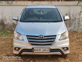Toyota Innova 2.5 EV (Diesel) PS 8 Seater BS IV, 2012, Diesel