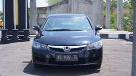 Honda Civic FD 2010 Automatic Hitam Istimewa