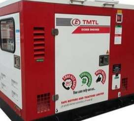 TMTL EICHER ENGINEERS GENERATORS FOR SALE WITH 2 YEAR WARRANTY