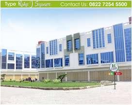 Ruko J.Square Perumahan J city karya wisata kota medan