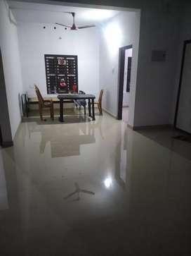 3 bedroom house first floor for rent in pazhaveedu alappuzha.