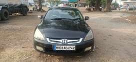 Honda Accord 2.4 I-Vtech Top Model Fully Loaded