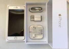 Packed box iPhone 6s with all accessories