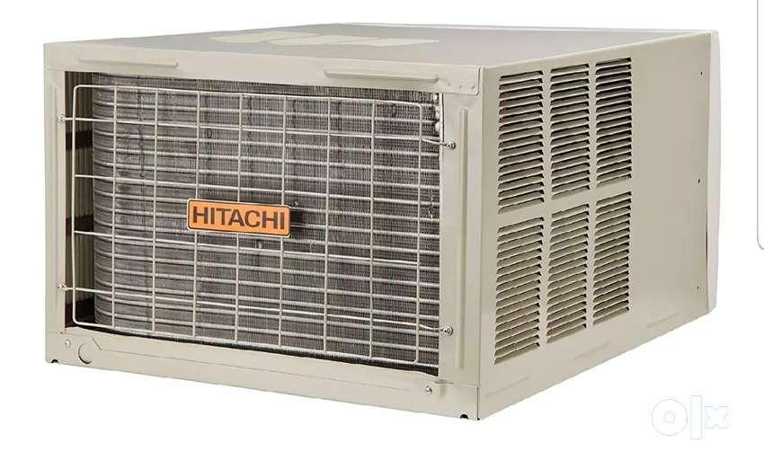 Hitachi Summer QC window AC 1.5 Ton 0