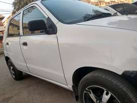 Alto car with excellent A/C for monthly rent