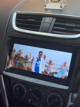 Old Swift & Swift Dzire Android Full Touch Player