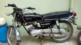 Yamaha RX 100 well maintained good condition original paint