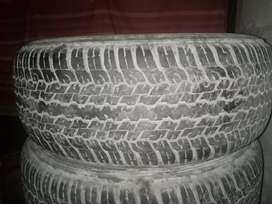 Toyota hilux rivo tyres