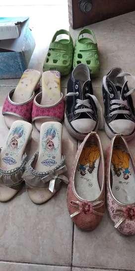 Sepatu sandal disney uk 25