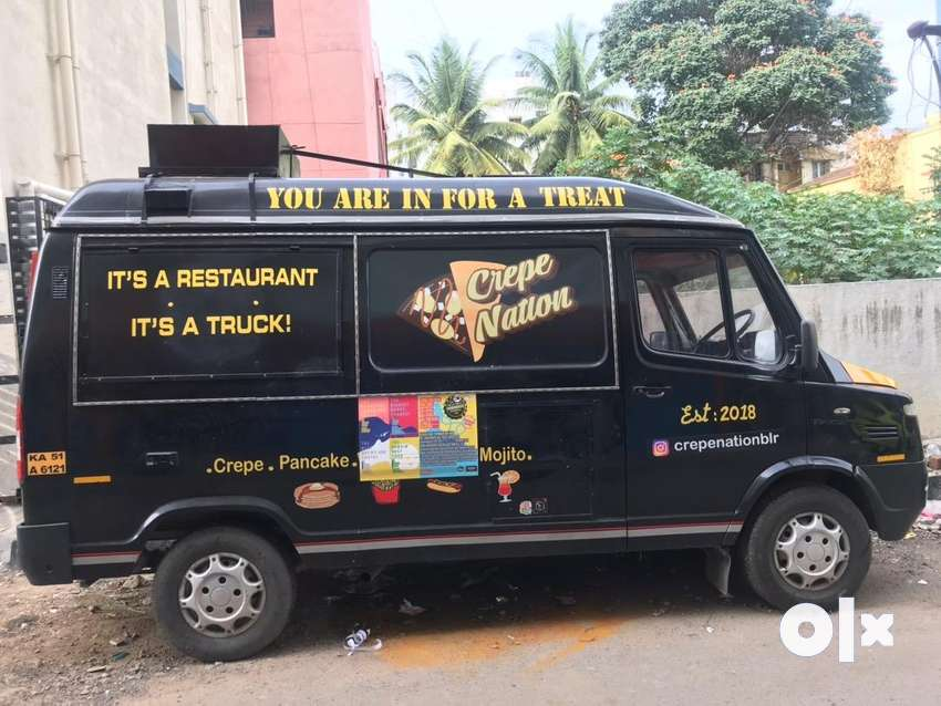 Food truck for rent 0
