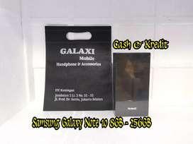 Smartphone Samsung Galaxy Note 10 8GB - 256GB SEIN Kredit Yuk Japri
