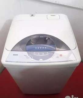 Sanyo Topload fully automatic washing machine
