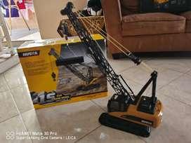 RC remote control HUINA crawler crane 1:14