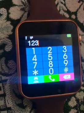 Mobile watch Sim supported memory card Smart watch mini mobile