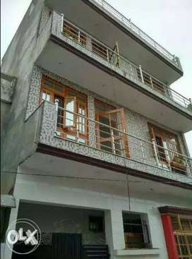 Ground Floor 2 Bed, 1 drawing, 2 bath, kitchen, store for  family