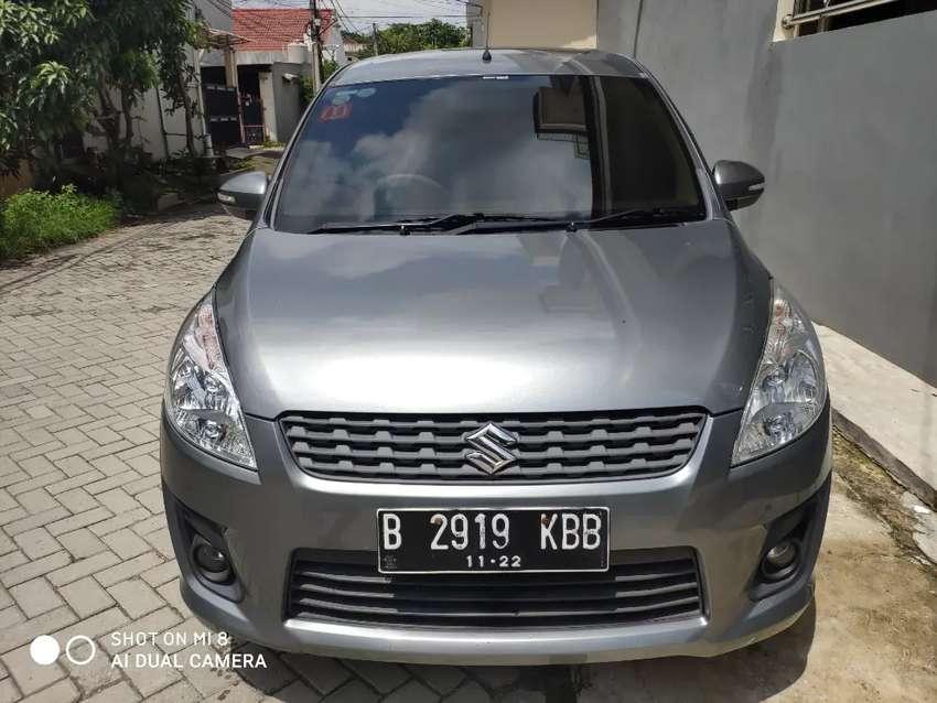 Dijual Suzuki Ertiga GX M/T 2012 Abu abu Metalik 0