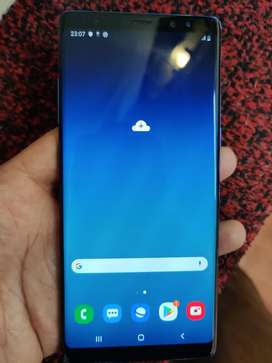 Samsung note 8 without dot