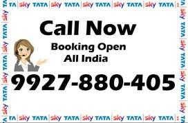 Tata # Sky All India Free booking