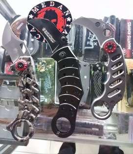 Pisau Lipat Kerambit Import (Medan Tactical Store)
