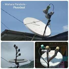 Parabola Mini Bebas Iuran Bulanan