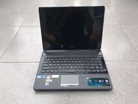 Laptop GAMING/DESAIN! Laptop Asus U41SV - Core i5 Gen 2