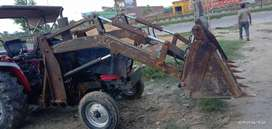 Good condition truckter hadra proper working