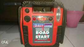 Imported battery jump start