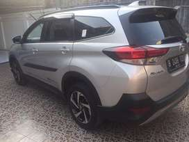 Toyota rush metic siap pakai
