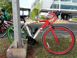 Sepeda road bike keren