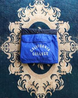 California college jacket parasut