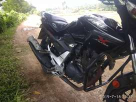 All paper ok ..Tip top condition cbz xtreme 2012 model.