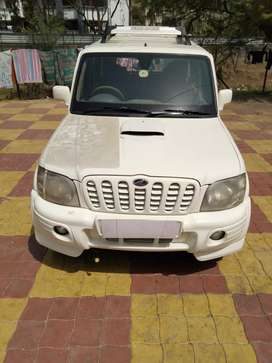 Mahindra Scorpio VLX 2WD BS-IV, 2008, Diesel