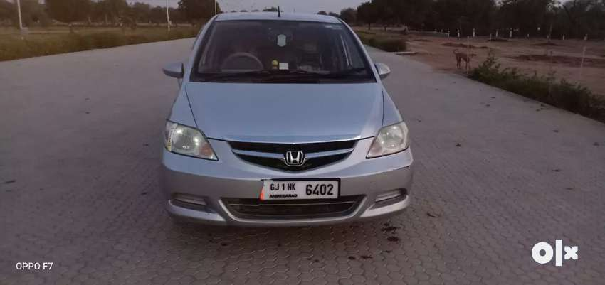 Honda City Zx 2006 CNG & Hybrids Well Maintained 0