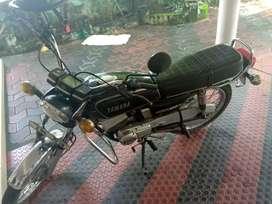 RX100 Yamaha 1985  With E_4 132 cm2 cylinder