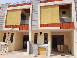 3BHK 20×35 Villa SBI Loanable Opp.Capital Galleria Mall Sirsi Road.