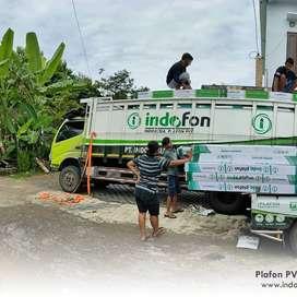 DISKON PEMASANGAN DAN PENJUALAN PLAFON PVC JOGJAKARTA