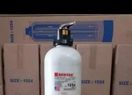 Filter air sumur Bor solusi air kotor keruh bau