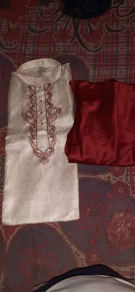 Wedding sherwani suit Medium Size