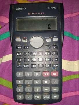 Casio 82 MS calculator
