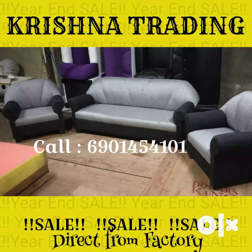 Year end Sofa SALE-Brand New @ factory price 0