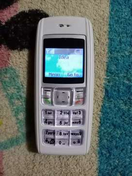 Nokia 1600 good working condition only mobile price 400 fixed