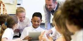 Teacher for class 1 to 5