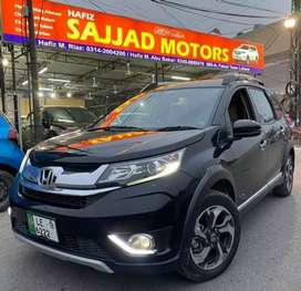 Honda BR-V Package S Model 2017 Full Option