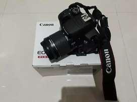 Canon EOS 700D Bekas Jarang Pakai