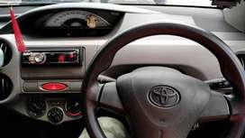 2011 Toyota Etios petrol 83000 Kms
