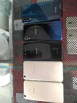 Vivo smartphones starting at rs.5500at Indian mobile shop chapru nagar