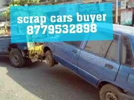 Best scrap car's buyer in vasai