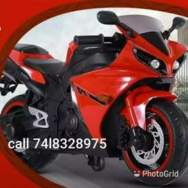 BRAND new kids driving electric Yamaha r15 motorcycle VEHICLES