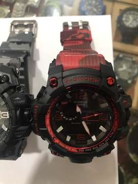 Gshock Army DOUBLE TIME