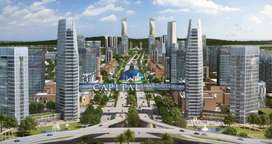 12 Marla Plot for Sale, Capital smart city Islamabad on down payment